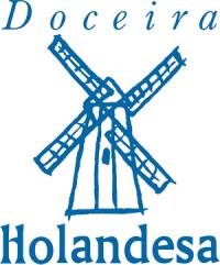 Logotipo Doceira Holandesa